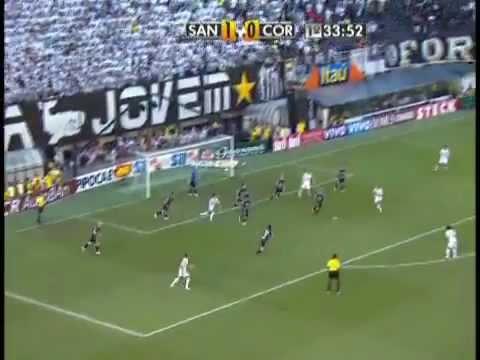 SANTOS 2 X 1 CORINTHIANS  - Final Paulistão 2011 - 2  JOGO