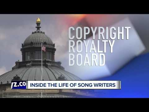 Songwriters fighting to increase royalties from streaming services
