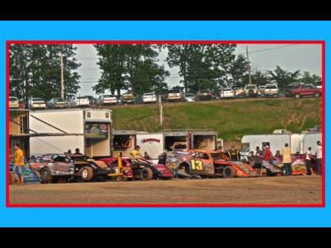 I-77 Raceway Park - Ripley, West Virginia - Track #1,755