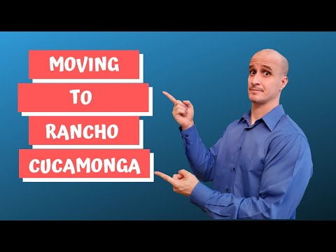 Top 5 Reasons To Live In Rancho Cucamonga