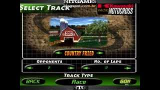 Kawasaki Fantasy Motocross . Game Portable / PC / 68MB + Download