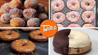8 Decadent Donut Ideas  | Twisted
