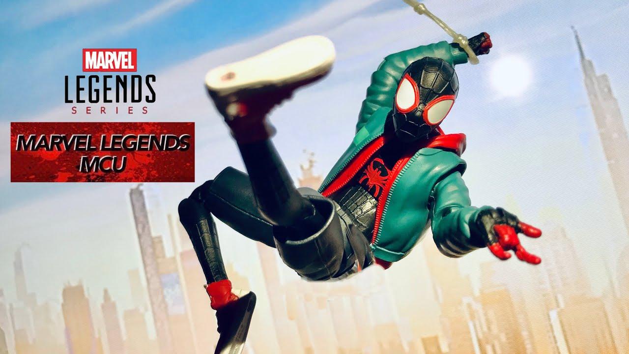 Marvel Legends - Miles Morales (STILT-MAN BAF 2021)