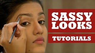 Sassy Look Tutorial - Get Stylish with Poornima Indrajith - Kappa TV