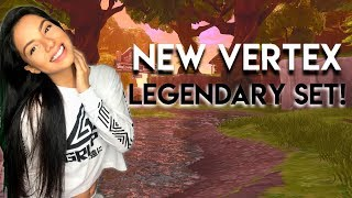 *New Legendary Vertex Skin!* Solo with Gala /615+ Wins, 8K Kills/🗯️ Fortnite Battle Royale Console