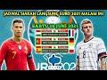 Jadwal Siaran Langsung Euro 2021 Malam Ini | Sabtu 19 Juni 2021
