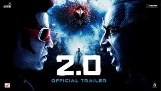 Gambar cover 2.0 - Official Trailer [Hindi] | Rajinikanth | Akshay Kumar | A R Rahman | Shankar | Subaskaran
