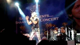 Shaan Live at Sayaji(Pune) New year 2012 - Woh Pehli Baar