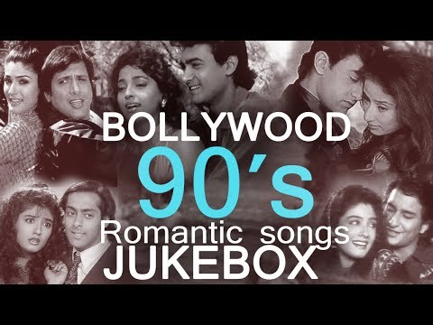 Bollywood 90's Evergreen Romantic Songs   Valentine Special   Video Jukebox