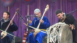 Alash Ensemble at Grass Roots Festival