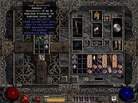how to upgrade set items diablo 2