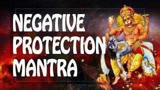 Negative Protection mantra & Male Power Awakening Narasimha