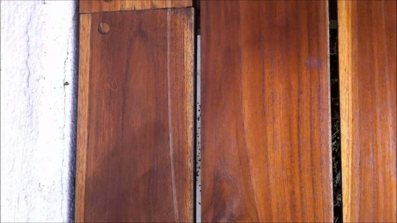 Como limpiar la madera youtube - Como limpiar la madera ...