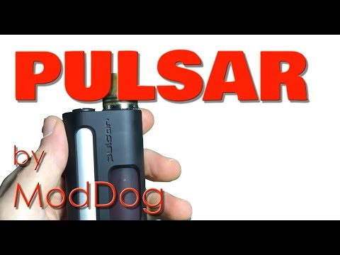 Repeat Pulsar (prototipo) by Original Moddog by Area Squonk