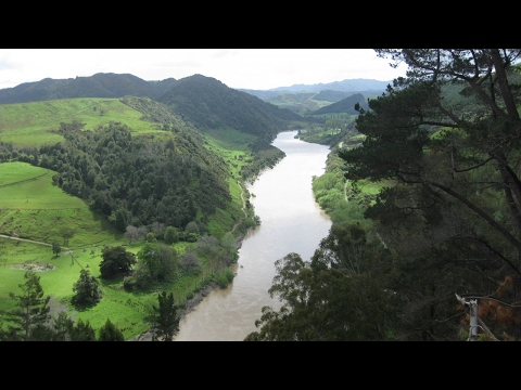 New Zealand river gets legal status of a person