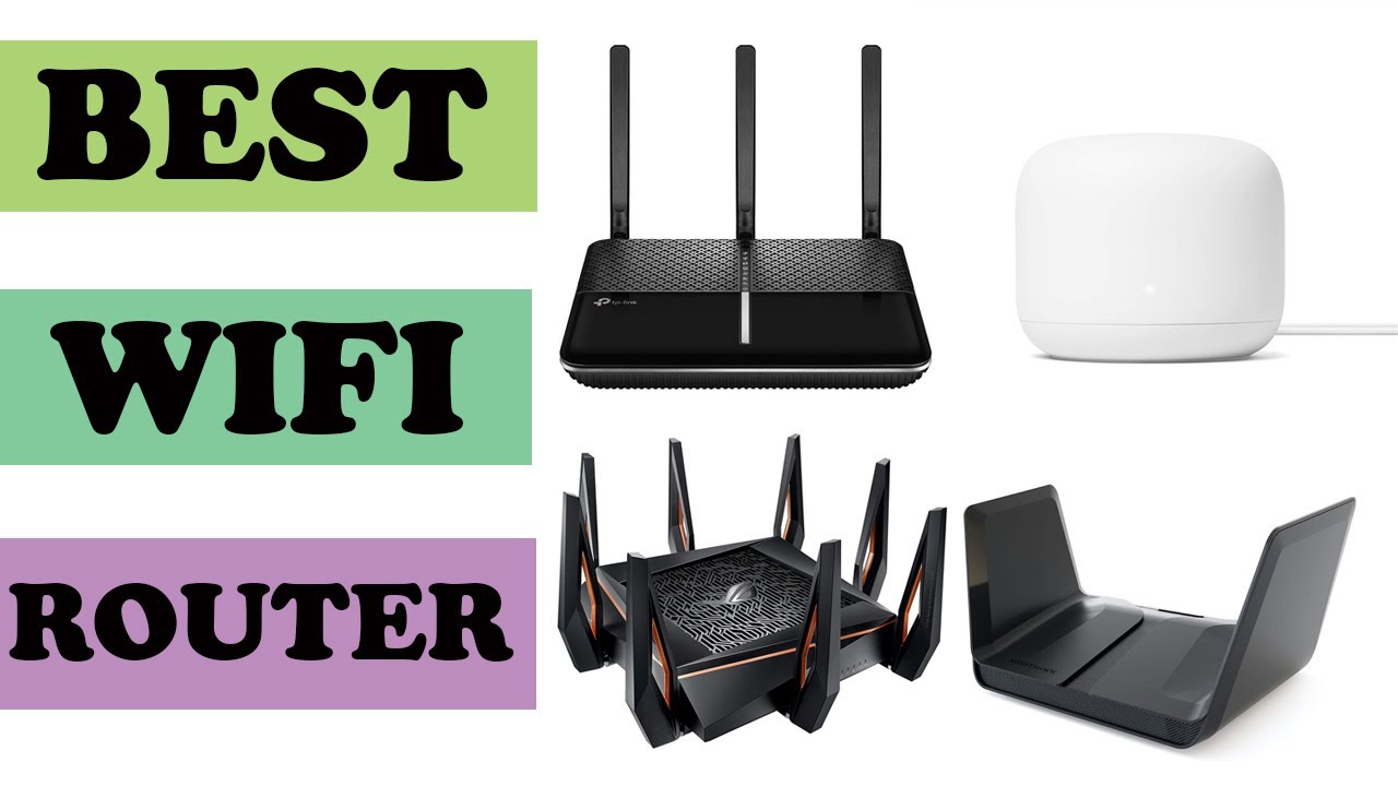 10 Best Wifi Router 2021- Best Wireless Routers - YouTube
