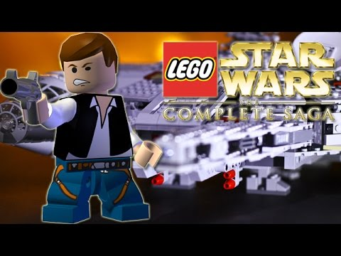 lego star wars: the complete saga - part 11 (a new hope