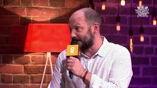 Резидент Comedy Club Алексей Лихницкий - про охоту на медведя
