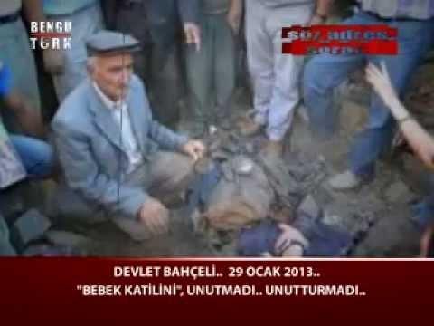 """GENEL BAŞKANIMIZ """"BEBEK KATİLİNİ"""", UNUTMADI.. UNUTTURMADI.."""