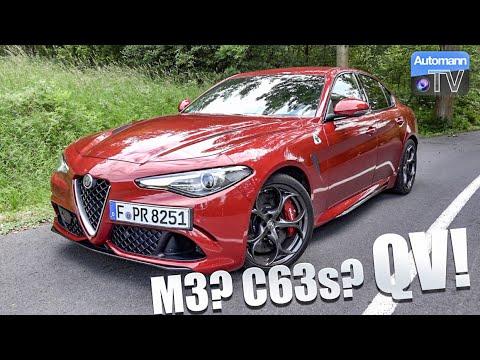 Alfa Giulia Quadrifoglio - #AutomannTalks (60FPS)