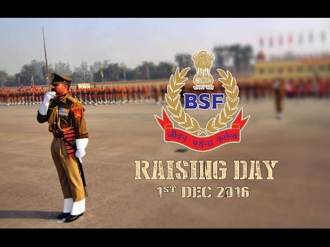 BSF Raising Day 2016