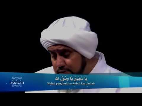 Ya Sayyidi Ya Rasullallah Plus Lirik Sholawat Terbaru Habib Syech 2018 Live Malaysia