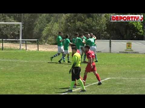 Vídeo resumen del partido entre el Polop y el Agost