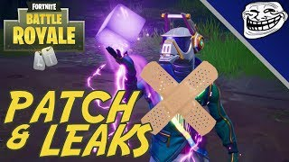 Fortnite Season 6 Patch: New Chiller Trap, Week 2 Challenges, Leaked Items & Game Modes