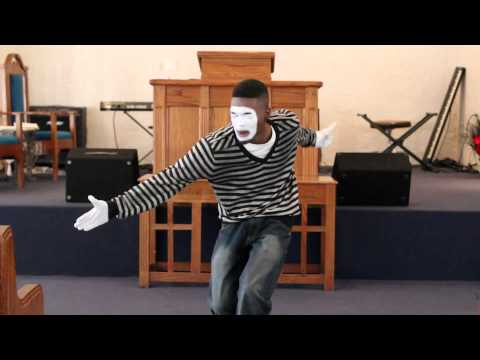 "Abraham's Promise Mime Video - Tye Tribbett ""What Can I Do"""