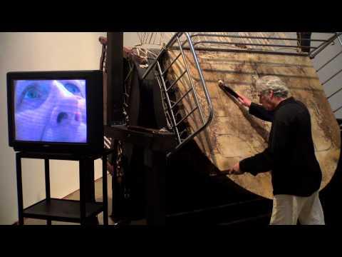 Meeting Chen Zhen: Drum as Doorway Between Worlds with Lisa Karrer and David Simons