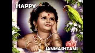 little krishna mahamantra by a child