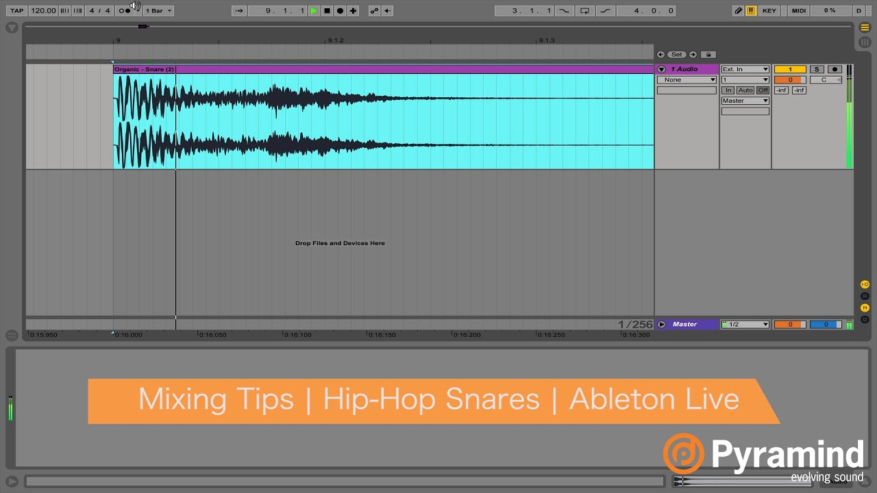 ableton mixing tips