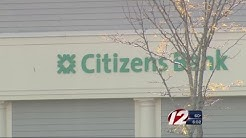Fall River bank robbery at Citizens Bank inside Stop & Shop