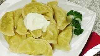 Вареники с картошкой(Более исчерпывающую информацию о кулинарном рецепте «Вареники с картошкой» Вы сможете получить на нашем..., 2013-02-14T12:14:00.000Z)