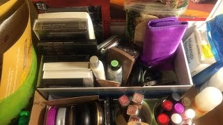 2014 Makeup collection video Thumbnail