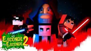 Minecraft: STAR WARS! (Esconde-Esconde 2)