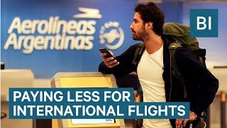 How To Pay Less For Your International Flights