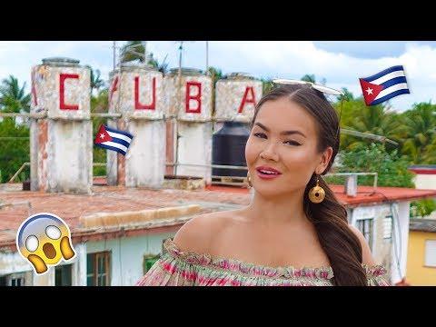 CUBA Travel  Vlog 2017 | Maryam Maquillage