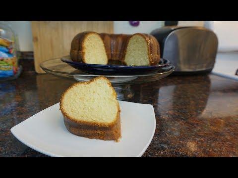 Amaretto Pound Cake   2018 Fall and Holiday Recipe