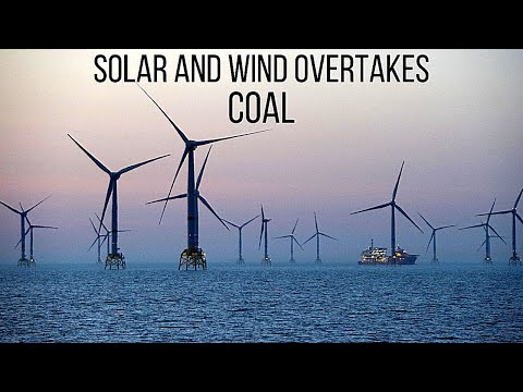 Renewables Now Generate More Power than Coal Amidst the Pandemic in the U.S.