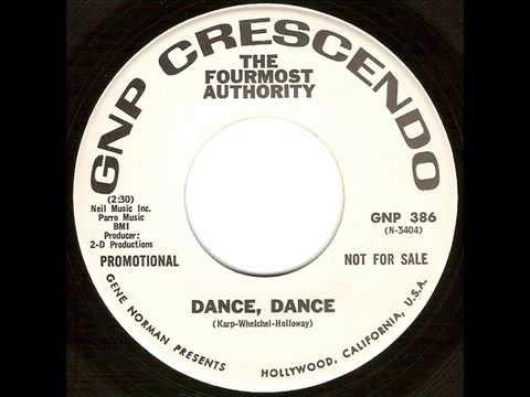 The Fourmost Authority - Dance, Dance
