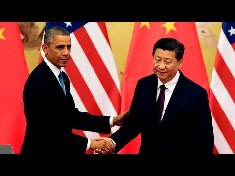Is Obama letting China bully the US?