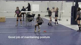Mintonette Volleyball Drills for Ages 10-13