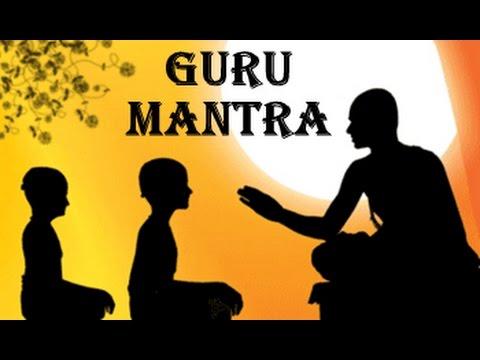 GURU MANTRA : VERY POWERFUL FOR GUIDING LIGHT !