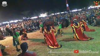 Download lagu Terbaru Singo barong jaranan SAMBOYO PUTRO live lapangan REJOMULYO KEDIRI 2019 MP3