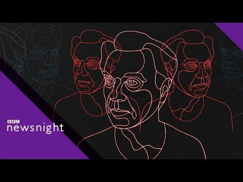 David Byrne: The creative genius - BBC Newsnight
