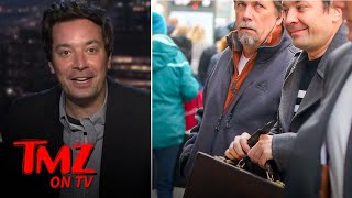 What's In Jimmy Fallon's Briefcase? | TMZ TV