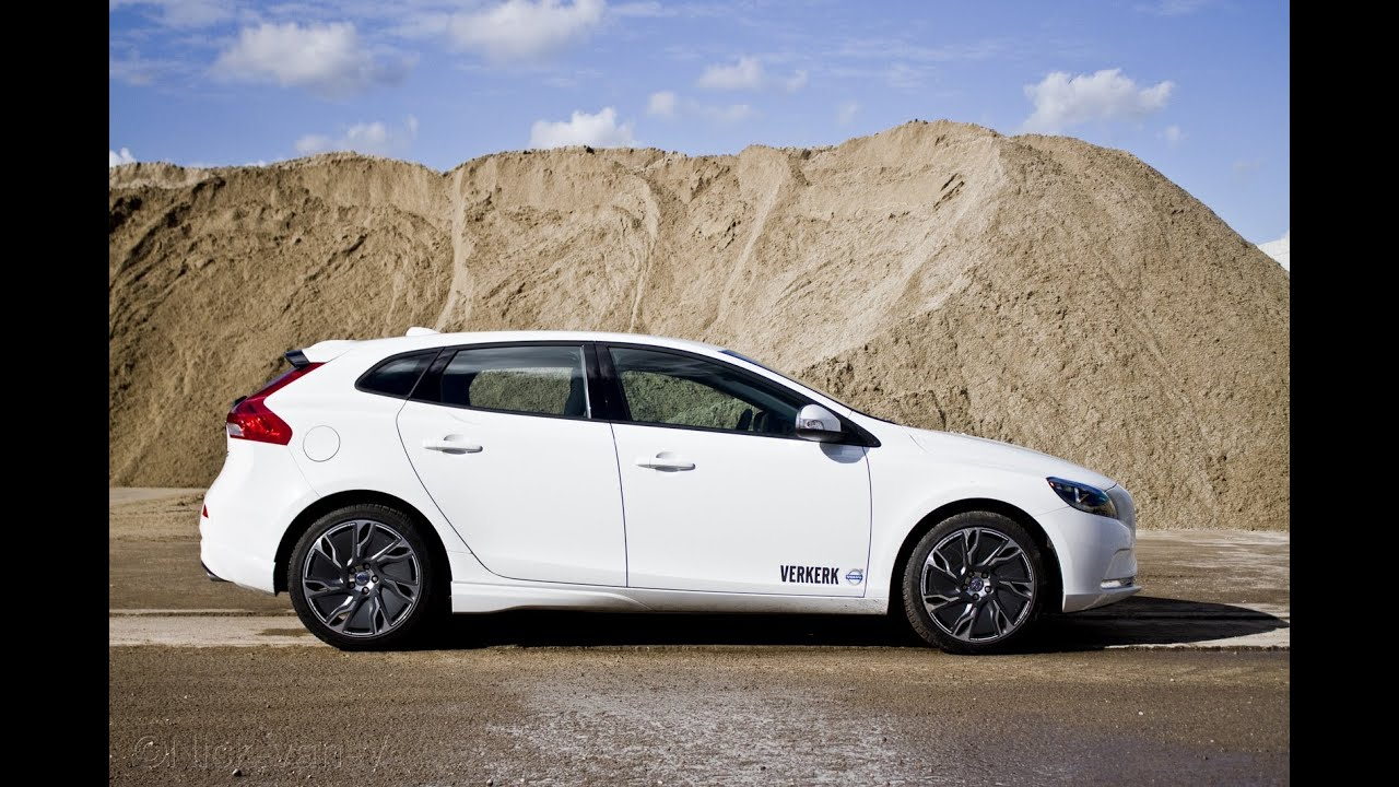 Volvo V40 T3 - YouTube