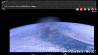 Live ISS hurricane Patricia UFO ?? Mercury Rising