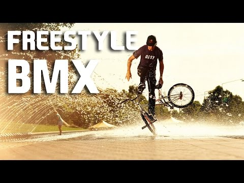 BMX - Freestyle Edition 2015 (2) ● 4K